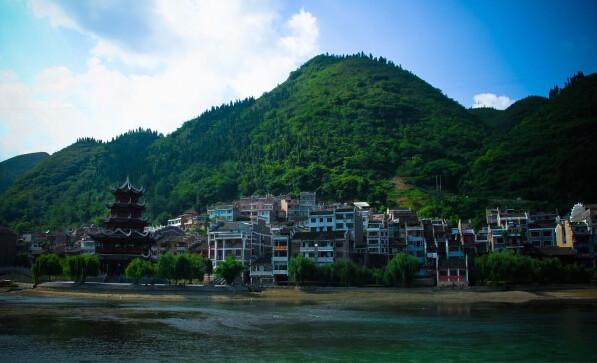 贵州镇远古镇