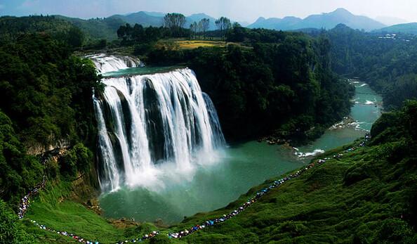 贵州旅游十大景点排名