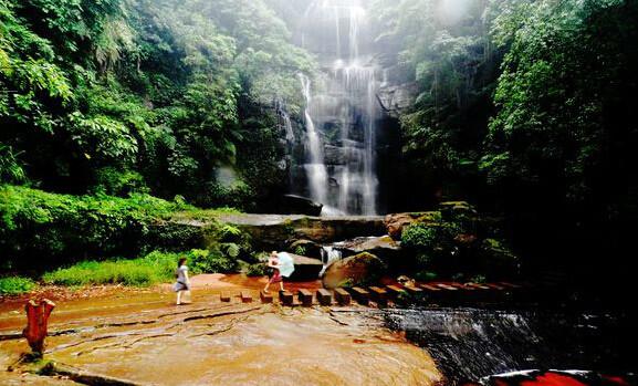 贵州赤水大瀑布景区